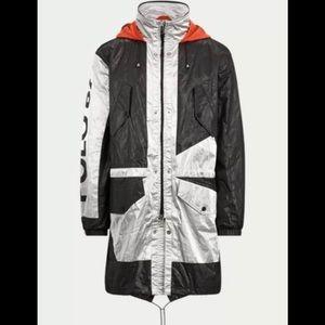 RALPH LAUREN POLO Men Marsh Metallic P-Wing Jacket